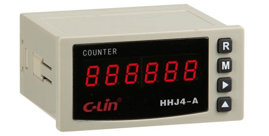 Digital Display Counting Relay (HHJ4-A)