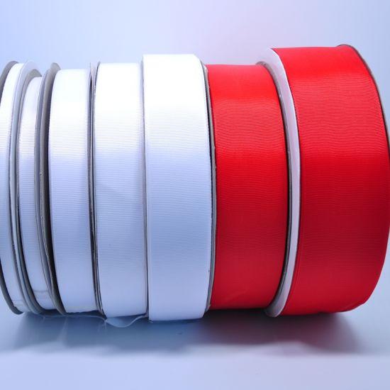 Wholesale High Quality More Colors Grosgrain Ribbon for Garment