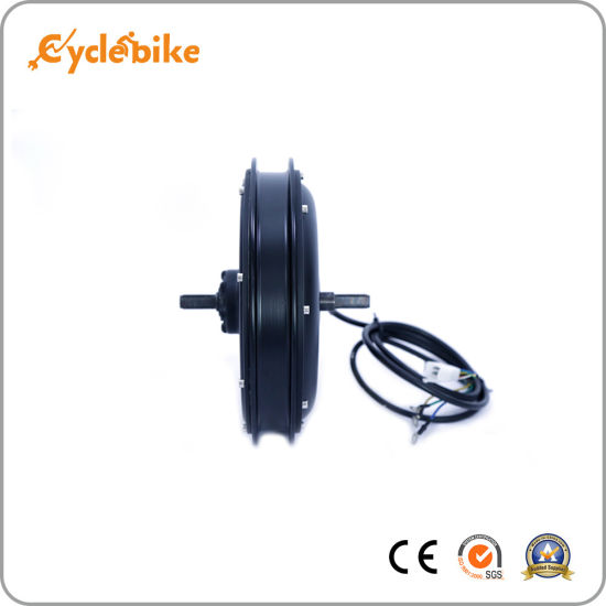 Cheap Price! 20inch 500W BLDC Electric Bike Hub Motor for Bicycle