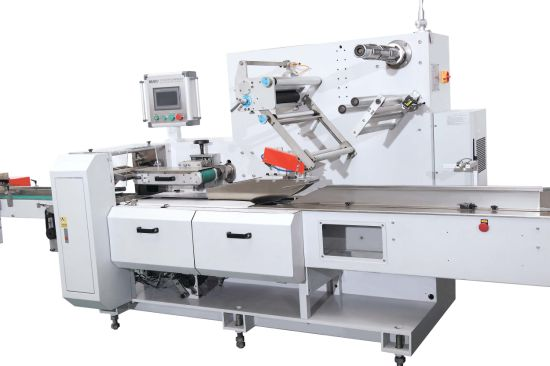 Tp-R220sm Automatic Toilet Roll Tissue Packing Machine pictures & photos