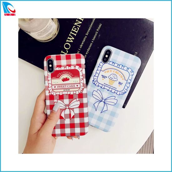Soft Flexible Shock Absorbent Protective Phone Cover for Samsung S8 pictures & photos