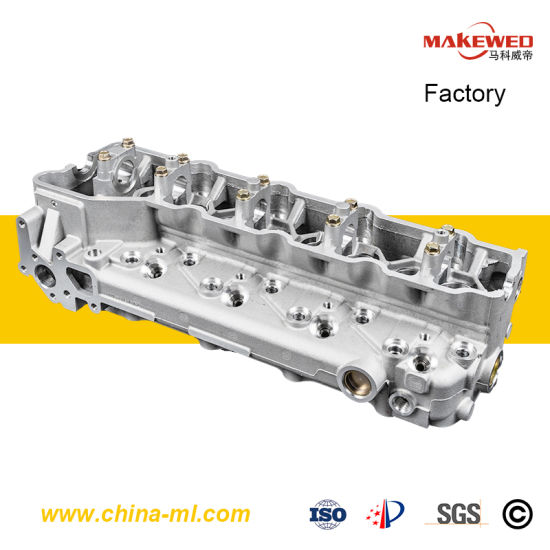 Auto Parts 4m40t Cylinder Head for Mitsubishi Me202620 Me193804 908514