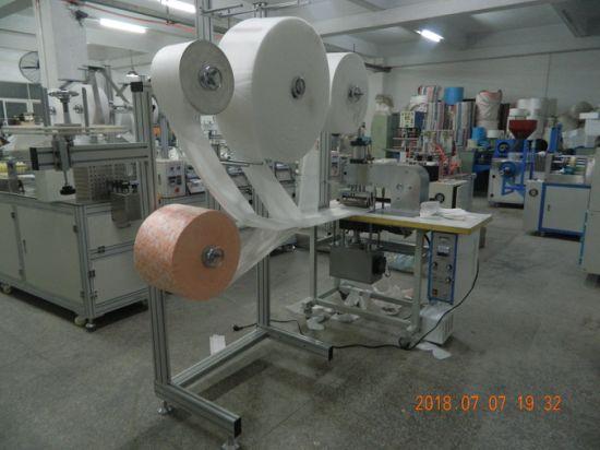 2018 Semi Automatic N95 Folder Mask Making Machine