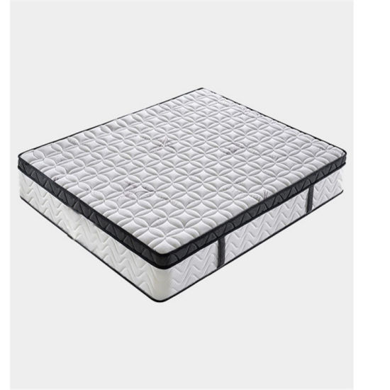 5 Star Hotel Europa Luxury Latex Pocket Spring Mattress
