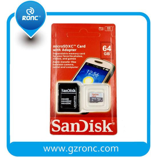 Cheap Price Full Capacity TF Card Micro SD Card