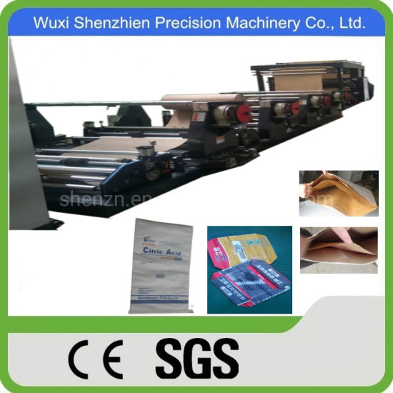 Factory Price of Cement Bag Heat Cutting Bag Making Machine