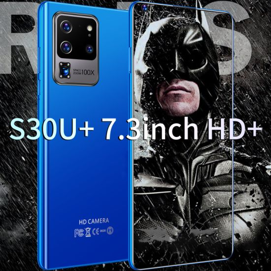 HYT-S30u+ 6.82 Inch Big Screen 1GB+16GB Smartphone Mtk6580p 3000mAh Cellphone Dual SIM Mobile Phone