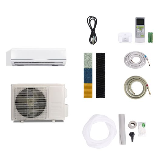 50Hz/ 60Hz Cooling/ Heating Full DC Inverter Central Air Conditioner