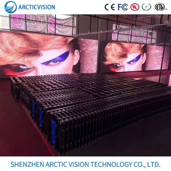 Outdoor Full-Color pH2.97 pH3.91 pH4.81 pH5.95 LED Display for Rental Stage Concerts