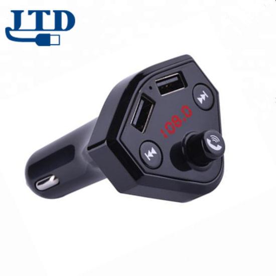 Bluetooth Wireless FM Transmitter MP3 Player