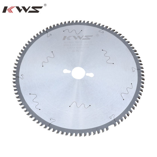 Kws Diamond PCD Universal Table Saw Blade for Panel Sizing Wood Cutting Disco Woodworking Tool Machinery Accessery OEM ODM Custom Wholesale 300*30*96t