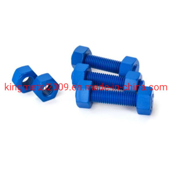 Wholesale PTFE Coated Nuts and Bolts