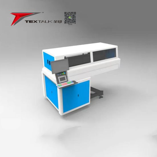 Factory Supply Cotton Tshirt Printing Machine Inkjet Pigment Printer with Star Fire Printhead