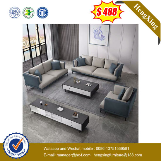 China Modern Living Room Furniture Italy Design Leather Combination Seats Bedroom Factory Office Sofa China Home Furniture Living Room Furniture