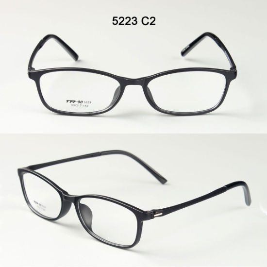 High Fashion Man and Woman Tr90 Eye Glasses Frame in Wholesale Price
