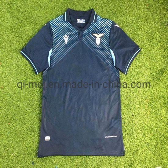 2021 Season Macron Lazio Home Away Training Fan Player Thailand Soccer Jerseys China Ac Milan Football Shirts And Ajax Thailand Jerseys Price Made In China Com