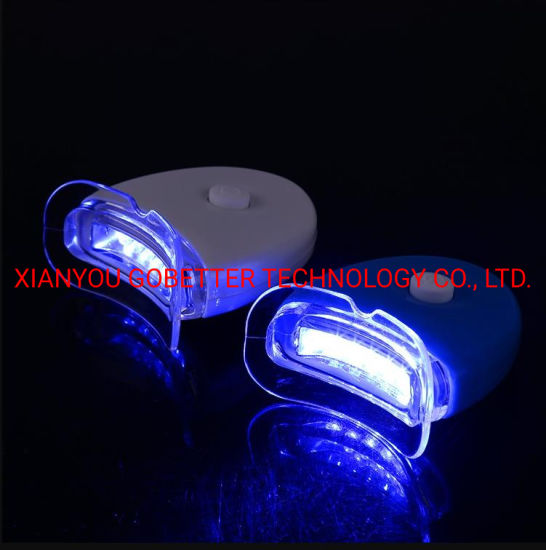 China Wholesale Products Dental Mini Led Teeth Whitening Light For