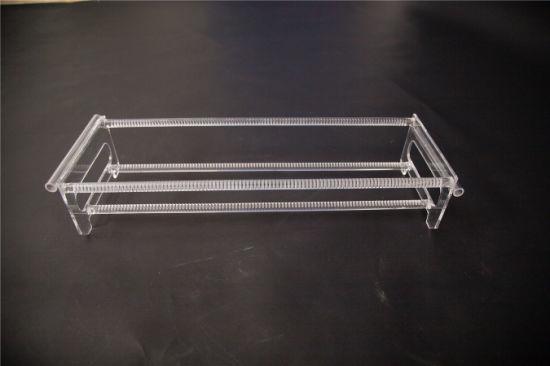 China Semiconductor Grade Clear Quartz Glass Rod (YKR-022) - China ...