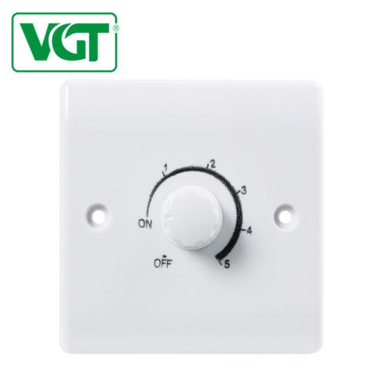 Bakelite Panel Electrical Fan Speed Dimmer Switch