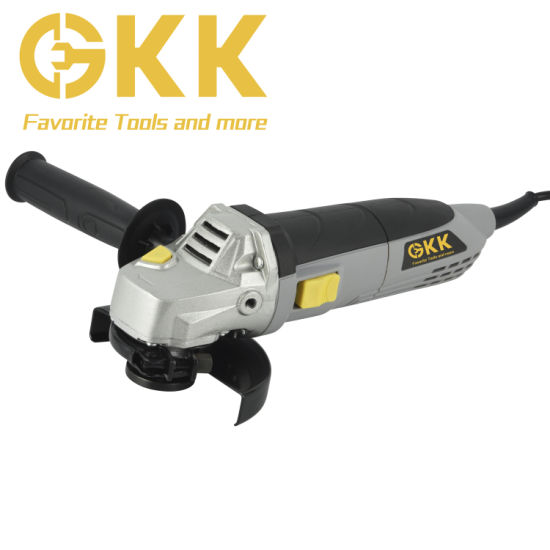 Hot Sale 115/125mm Electric Angle Grinder Power Tool Electric Tool