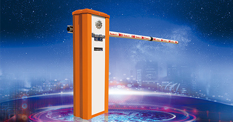 Fast Speed 3m Poles Nice Electric Vehicle Barrier Gate Remote Control