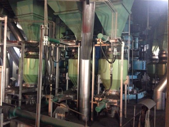 China Most Highest Quality Silicon Metal Electric Furnace