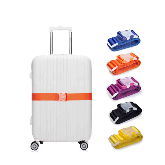 Wholesalehook Travelsky Custom Travel Suitcase Belt Accessories Luggage Strap