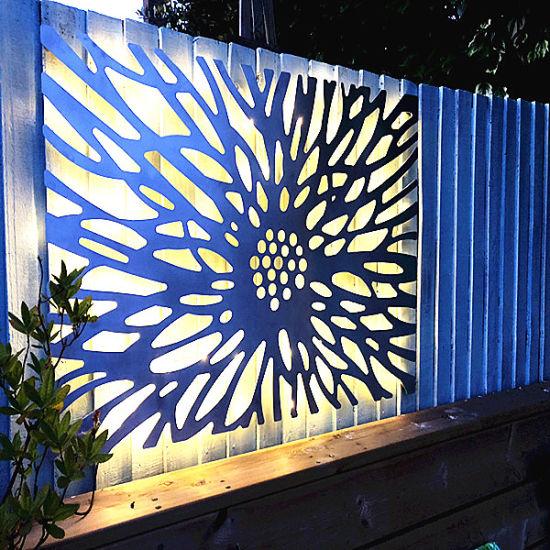 CNC Carved Aluminum Decorative Panels Aluminum Solid Panel
