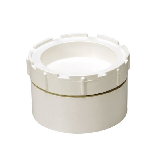 Era UPVC Fittings End Cap with DIN Standard