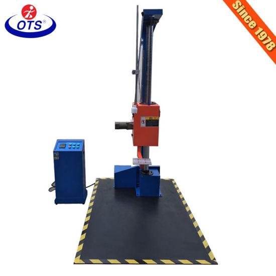 Electronic Products Carton Box Single Arm Drop Test Machine