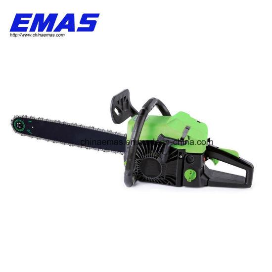 Emas Gas Chain Saw (E 5800) Hot Sale