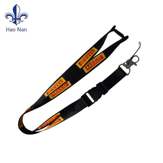 China Business Card Holder Lanyard With