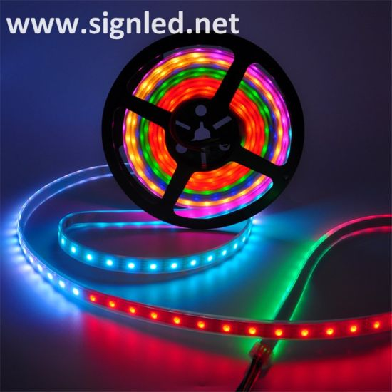 2018 RGBW (4 in 1) Digital IC Programmable LED Strip