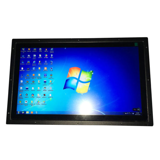 China 10 13 19 Inch Wide Square LCD Touch Screen Open Frame Monitor ...
