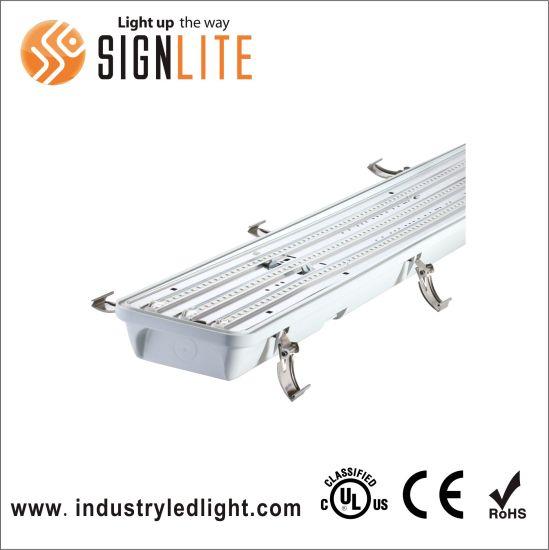 LED Vapor Tight Tri-Proof Linear Light Fixture