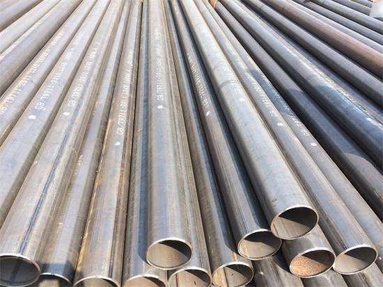St37/St45/St52 Cold Rolled High Precision Seamless Steel Pipe