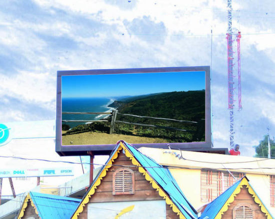 HD P10 Outdoor Full Color LED Video Wall