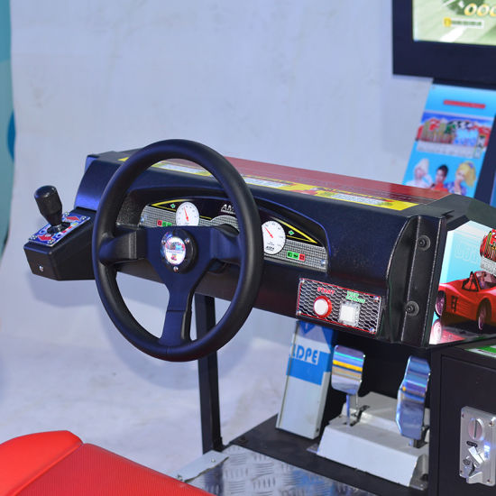 China Extended Version 1 Player Outrun Racing Car Games