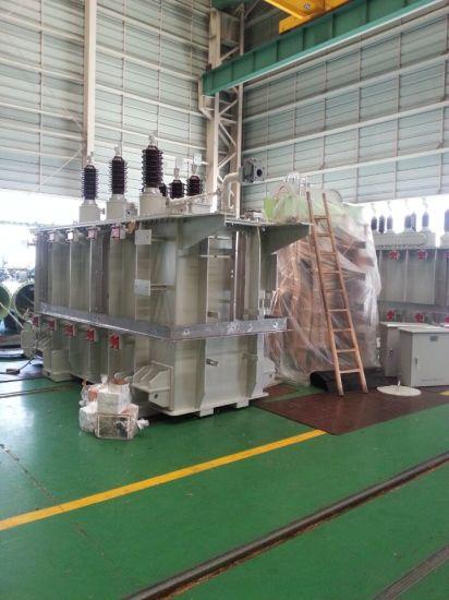Energy Saving 24 Pulse Oil Immersed Rectifier Transformer