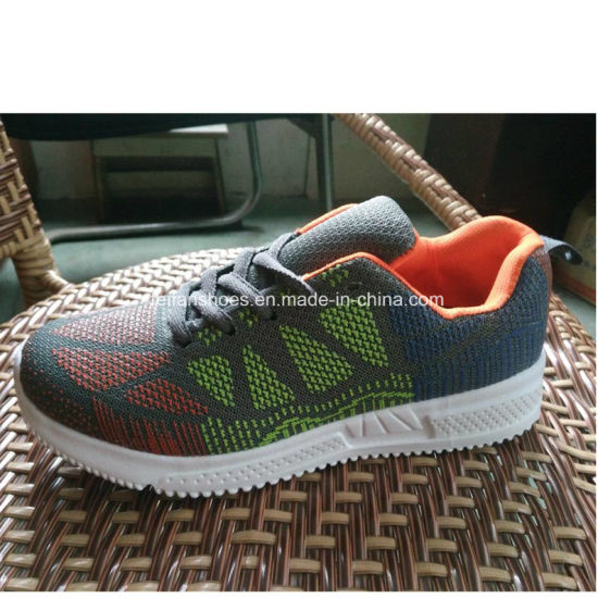 Good Price Men Sports Shoes Gym Shoes Athletic Shoes (ZJXD-8) pictures & photos