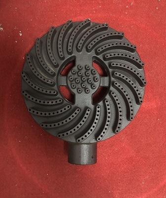 Cast Iron Gas Commercial Casting Burner Parts