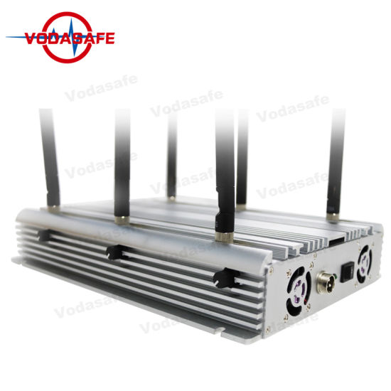 China High Quality Best WiFi Signal Jammed, 6 Antenna High