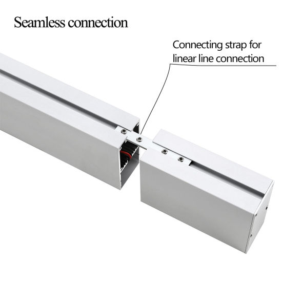 Seamless Connection Trunking Linear Light LED Pendant Linear Light pictures & photos