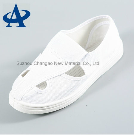 15c74c90d723 China Industrial Anti-Slip White Leather Cleanroom Safety Shoes ...