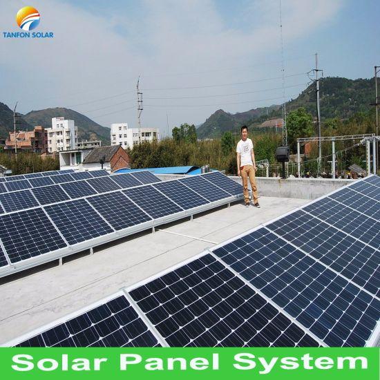 China 300w 500w 1kw Portable Solar Power System 2kw 3kw 5kw 6kw 8kw 10kw Solar Energy System Solar Panel For Home Best Price 20kw 30kw Three Phase Solar System China Solar