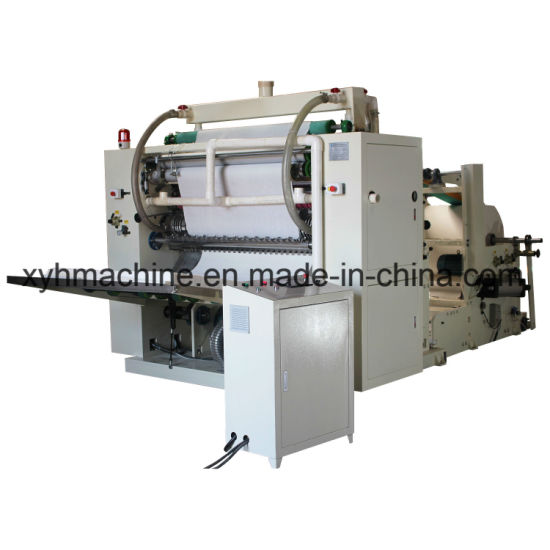 Automatic N-Folded Hand Towel Paper Tissue Making Machine