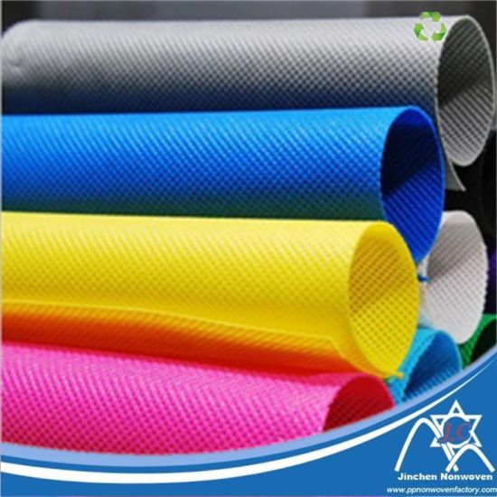 PP Spunbond Nonwoven Fabric in Roll Factory Direct Sale pictures & photos