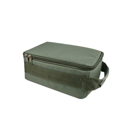 Fishing Reel Gear Bag Oxford Fishing Tackle Bag Portable Waterproof Fishing Reel Organizer Storage Reel Case