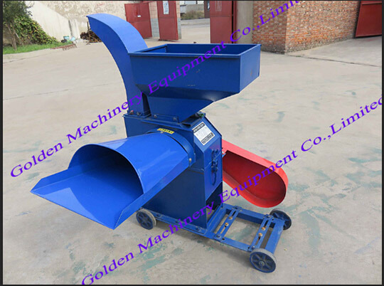 Farm China Grass Chaff Straw Stalk Cutter Cutting Crusher Machine pictures & photos