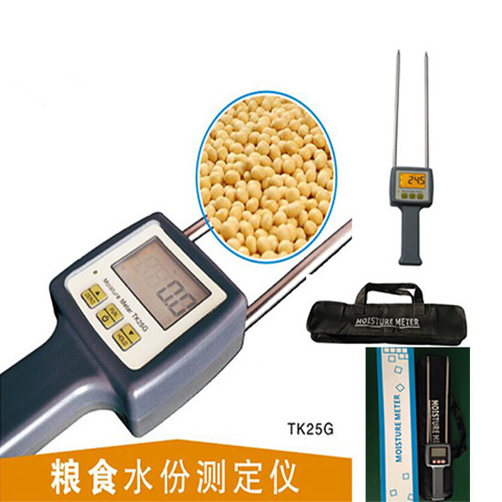 Tk-25g Digital Display Grain Starch Wheat Barley Maize Moisture Meter